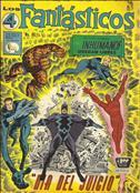 4 Fantásticos, Los (La Prensa) #86