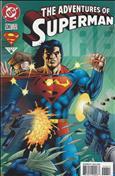 Adventures of Superman #536