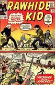 Rawhide Kid (1st Series) #34
