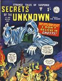 Secrets of the Unknown #34
