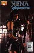Xena (Dynamite) #1 Variation F
