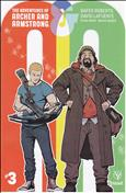 A&A: The Adventures of Archer & Armstrong #3 Variation B