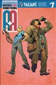 A&A: The Adventures of Archer & Armstrong #7 Variation C