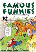 Famous Funnies #23