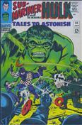 Tales to Astonish (Vol. 1) #81