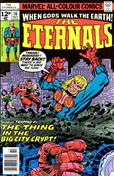 The Eternals (UK Edition) #16