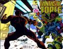 Fantastic Force #1
