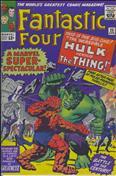 Fantastic Four (Vol. 1) #25