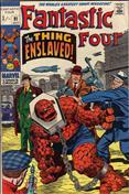 Fantastic Four (UK Edition, Vol. 1) #91