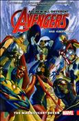 All-New, All-Different Avengers Book #1