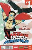 All-New Captain America #1 Variation F