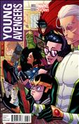 Young Avengers (2nd Series) #3 Variation A