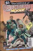 Q2: The Return of Quantum and Woody #3