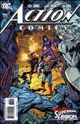 Action Comics #862 Variation A