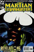 Martian Manhunter #22