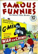 Famous Funnies #27