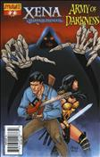 Xena/Army of Darkness: What…Again?! #2 Variation A