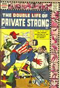 Double Life of Private Strong #2