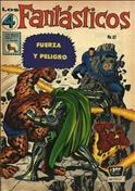 4 Fantásticos, Los (La Prensa) #87