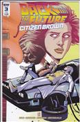 Back To The Future: Citizen Brown #3 Variation A