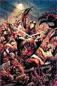 Absolute Carnage vs. Deadpool #1 Variation F