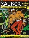 Xal-Kor, The Human Cat (New Media Irjax) #1