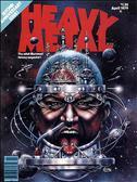 Heavy Metal #25