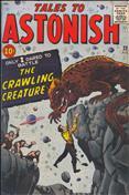 Tales to Astonish (Vol. 1) #22