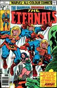 The Eternals (UK Edition) #17
