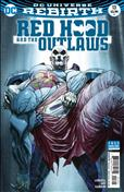 Red Hood and the Outlaws (2nd Series) #13 Variation A