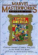 Marvel Masterworks: Golden Age Captain America #3 Variation A