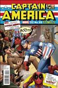 Captain America (7th Series) #25 Variation D