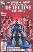 Detective Comics #853 Variation A