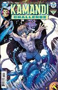 The Kamandi Challenge #10 Variation A