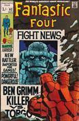 Fantastic Four (UK Edition, Vol. 1) #92