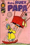 Baby Huey and Papa #10