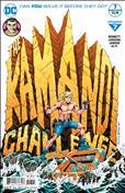The Kamandi Challenge #7 Variation A