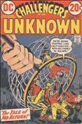 Challengers of the Unknown #78