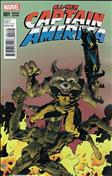 All-New Captain America #1 Variation G