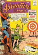 Adventure Comics #258