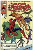 Adventures in Reading Starring the Amazing Spider-Man (Vol. 2) #1 Variation B
