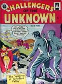 Challengers of the Unknown (Thorpe & Porter) #1