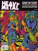 Heavy Metal (2nd Series) #276 Variation A