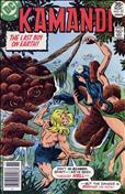 Kamandi, the Last Boy on Earth #53