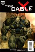Cable (2nd Series) #15 Variation A