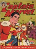 Captain Marvel Adventures #50