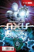 Avengers & X-Men: Axis #7 Variation A