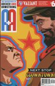A&A: The Adventures of Archer & Armstrong #6 Variation B