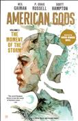 American Gods: The Moment of the Storm Book #3 Hardcover