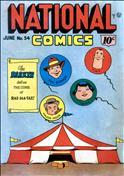 National Comics #54